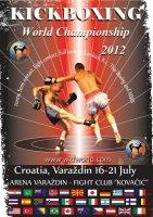 2012 World Championships in  Varazdin