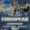 Nationalteam der WKF Europameisterschaft 2017 in Santorini
