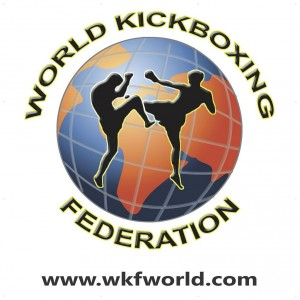 WKF Logo World