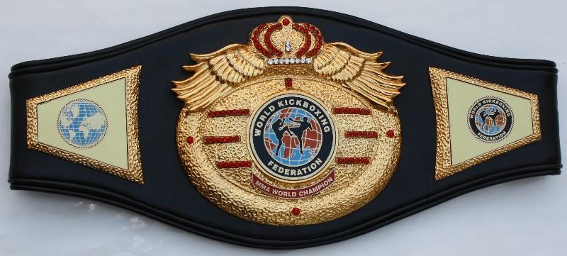 WKF MMA World champion