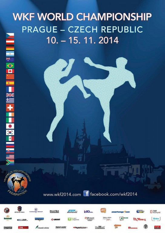 2014 WKF World championships in Prague